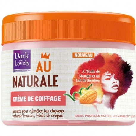 Dark & Lovely Au Naturel Creme de Tressage 250ml