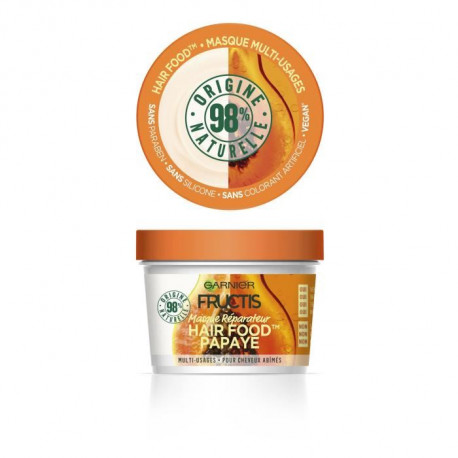 GARNIER Fructis Masque Réparateur Hair Food Papaye - 390 ml