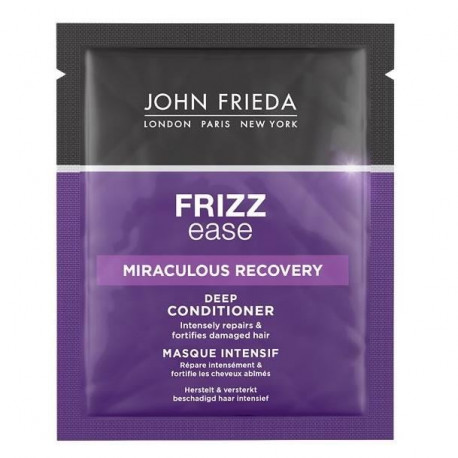 JOHN FRIEDA Masque intensif Frizz Ease Miraculous Recovery - Sachet de 25 ml