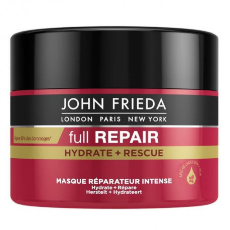 JOHN FRIEDA Masque réparateur intense Hydrate + Répare Full Repair - 250 ml
