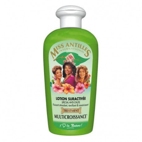 Miss Antilles International Lotion Suractivee Multicroissance 150 ml