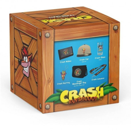 Coffret Crash Bandicoot