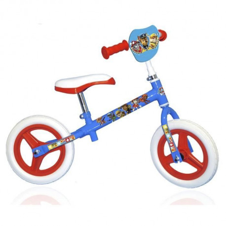 "PAT'PATROUILLE Vélo Draisienne 10"" 2/3 ans Enfant Garçon"