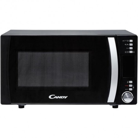 CANDY - CMXG25DCB - Micro-ondes Grill - Noir - 25L - 900W - Grill 1000W - Pose Libre