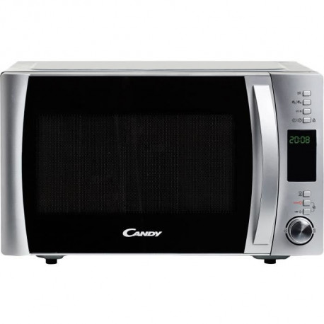 CANDY - CMXW30DS - Micro-ondes - Silver - 30L - 900W - Pose Libre