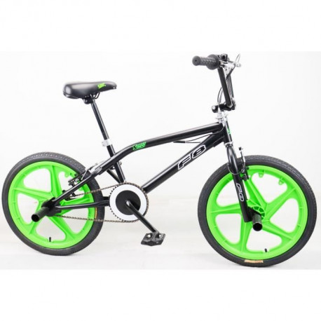 "BMX Freestyle 20"" Roues Bâtons 4 Pegs"