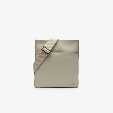 LACOSTE Sac Crossover NH2850HC Gris Homme