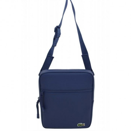 LACOSTE Sac Crossover NH2885PO Bleu Homme