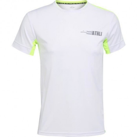ATHLI-TECH T-shirt de Tennis Annis Homme