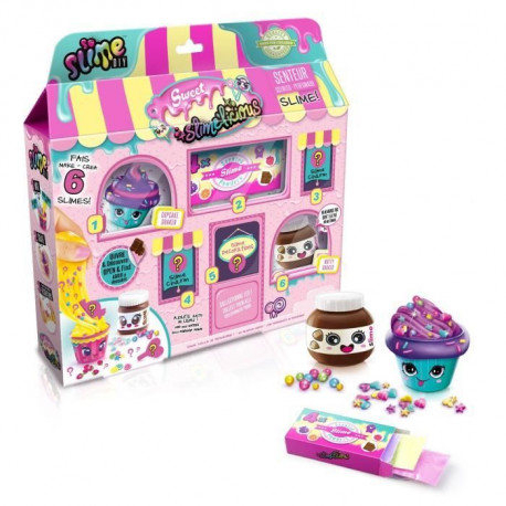 CANAL TOYS - SO SLIME DIY - Slimelicious - Sweet Shop