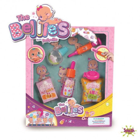 BELLIES Kit de premiers secours the emergency - Pour les poupons bellies