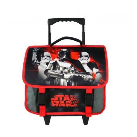 STAR WARS Cartable a Roulettes 38 cm