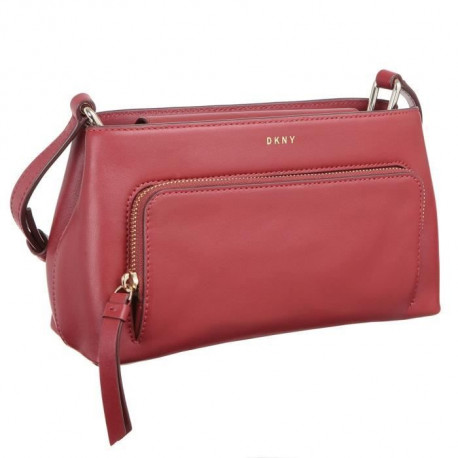 DKNY Sac a Bandouliere R361010202 GREENWICH ROUGE Femme