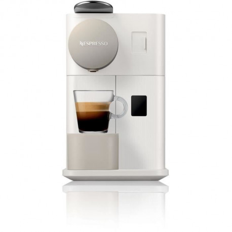 DELONGHI EN500.W NESPRESSO LATTISSIMA ONE - Machine expresso - Couleur creamy white