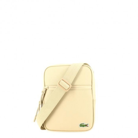LACOSTE Sac Crossover NH2884PO Bleu Homme