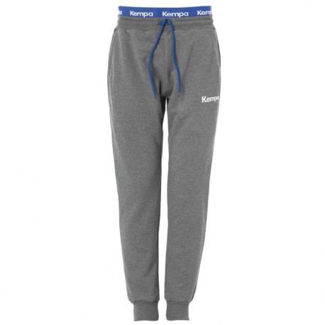 KEMPA Pantalon de Handball Fly High Modern Pants Adulte Gris chiné et bleu roi