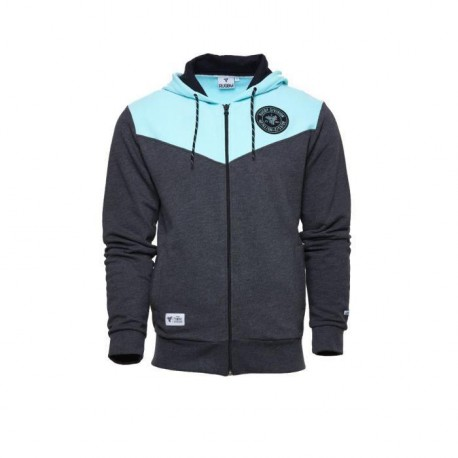 RUGBY DIVISION Veste Sweat Zippé Hoodie Competition Homme