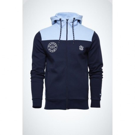 RUGBY DIVISION Sweat Veste Hoodie Grand Homme