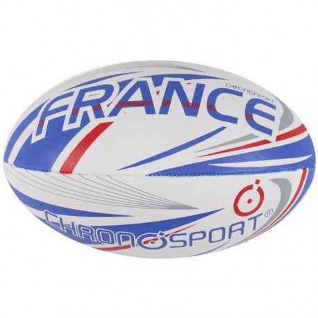 CHRONOSPORT Ballon de Rugby France T3