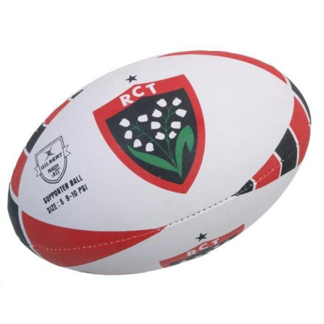 Ballon de rugby Toulon t5 rct  rugby RGB
