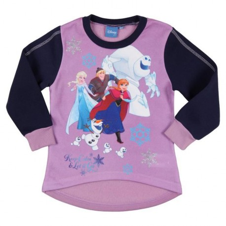 LA REINE DES NEIGES Sweat Enfant Fille