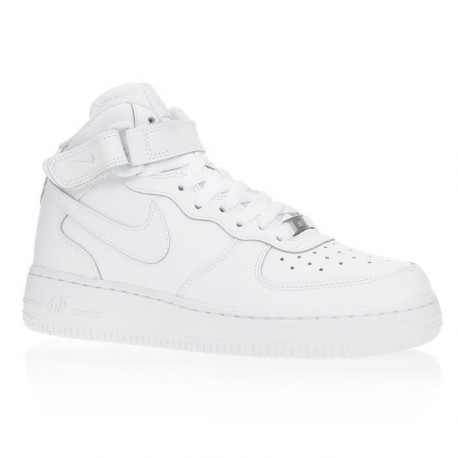 NIKE Baskets Air Force 1 Mid Femme