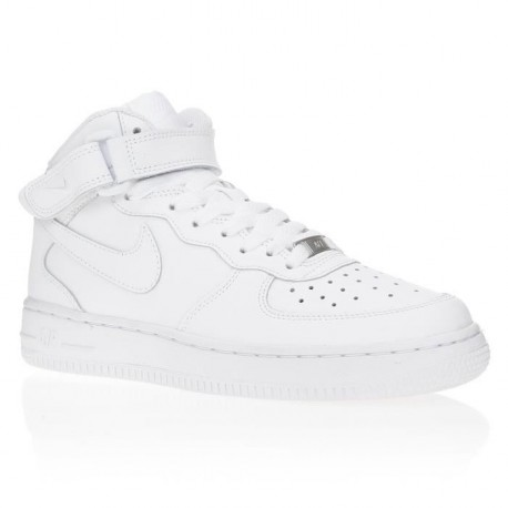 NIKE Baskets Air Force 1 Mid Chaussures Enfant