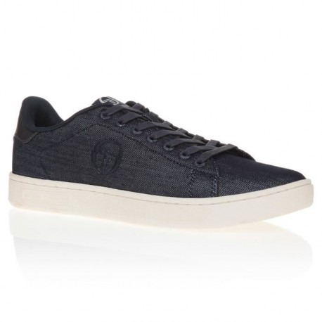 SERGIO TACCHINI Baskets Grand Torino Lab Denim Deluxe Chaussures Homme