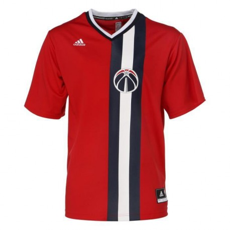 ADIDAS PERFORMANCE Maillot de Basket NBA Replica Washington Wizard Homme