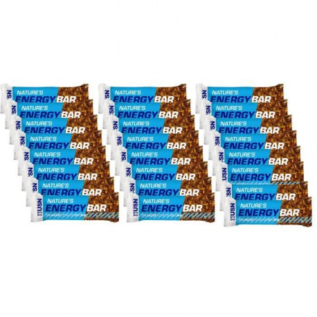 USN Lot de 24 Barres de Nature's Energy 30 gr Bien Etre