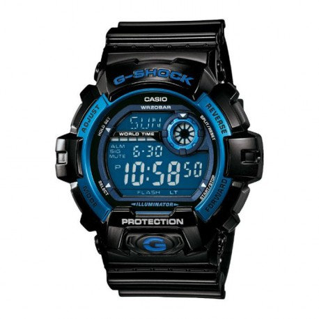CASIO Montre Quartz G8900A1ER Homme