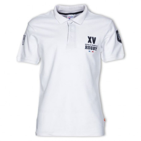 FFR Polo RugbySelection France Homme