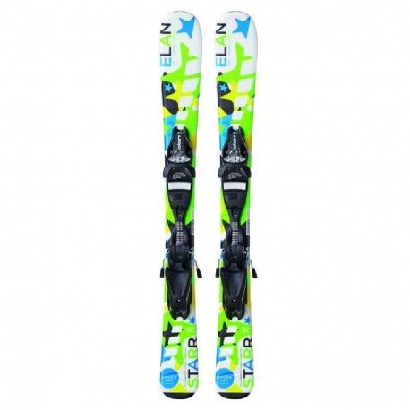 ELAN Skis Junior + fixation Starr QT EL Junior