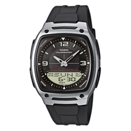 Casio Collection AW-81-1A1VES Chronographe Hommes