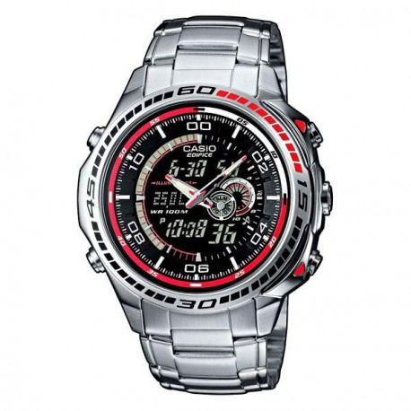 CASIO Montre Quartz Edifice EFA-121D-1AVEF Homme