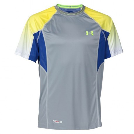 UNDER ARMOUR Maillot Thermique Heat Gear Anti Odeur Homme