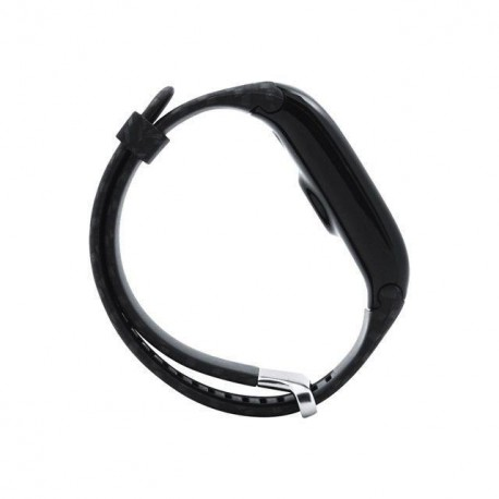 WEE'PLUG Bracelet sport connecté Bluetooth SB17 CARBONE