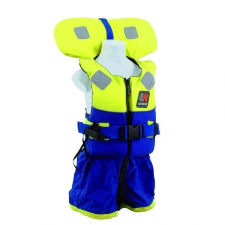 4WATER Gilet Sauvetage Enfant Shorty 100N 15-20Kg