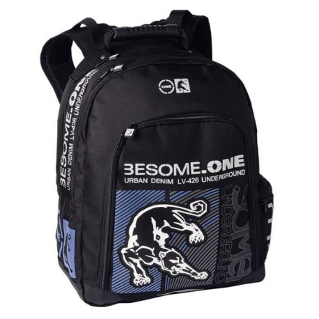 BESOMEONE Sac a dos - 2 compartiments