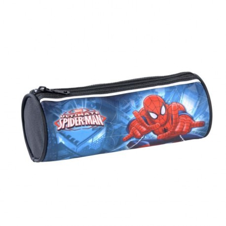 Trousse Ronde SpiderMan - Noir