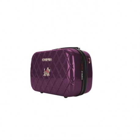 CHIPIE Vanity Rigide ABS & Polycarbonate 35 cm BHL Purple