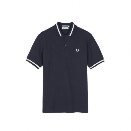 FRED PERRY Polo Homme Bleu