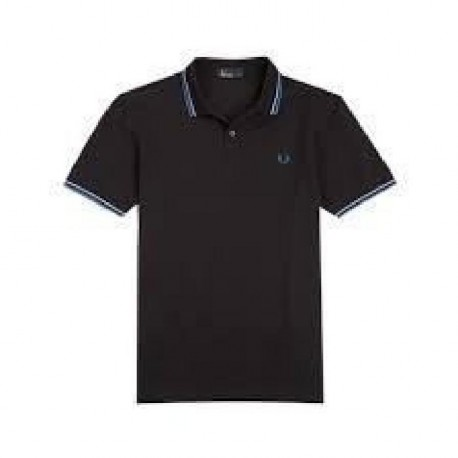 FRED PERRY Polo Homme Gris clair