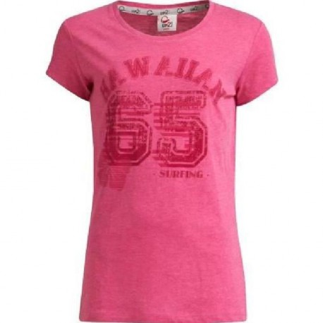 UP2GLIDE T-shirt Capucine fille - Rose