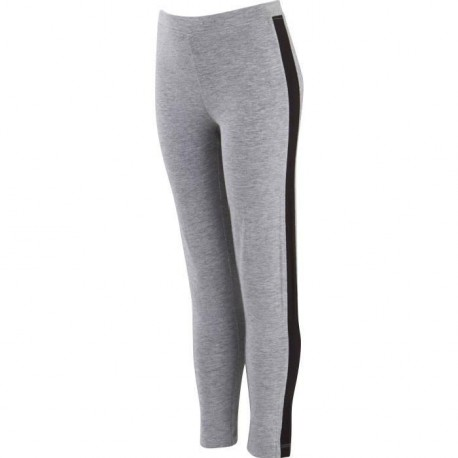 SOFTWEAR Legging fille - Gris