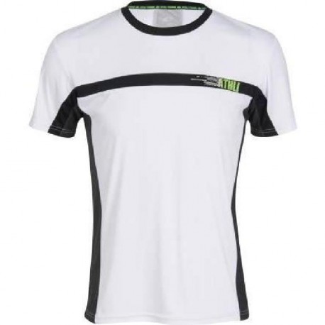 ATHLI-TECH Tee-shirt MC 2 - Blanc