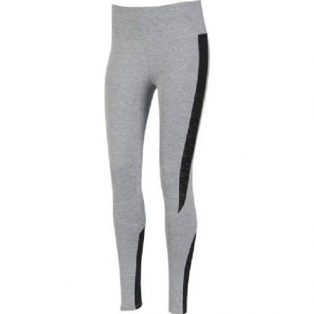 ATHLI-TECH Collant / legging Celia femme - Gris