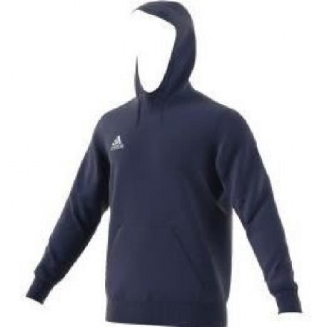 ADIDAS Sweat Core Bleu / Blanc