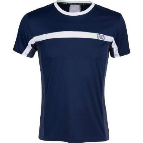 ATHLI-TECH ANNIS Tee-shirt MC 2 - Bleu marine
