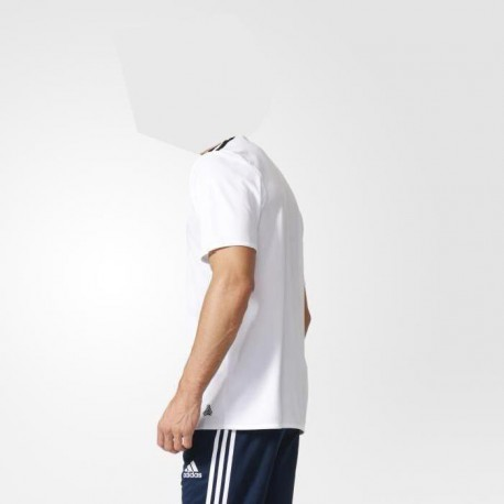 ADIDAS TANC  GRAJSY Maillot homme - Blanc